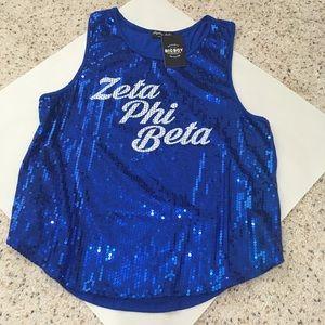 Zeta Phi Beta Sorority, Inc. Top! 💥